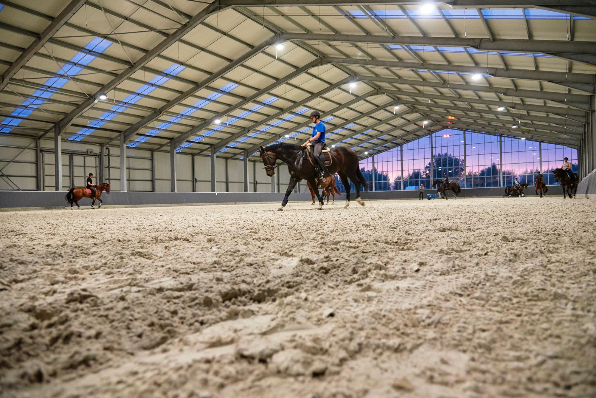 Paardenpiste Stal De Ruiter